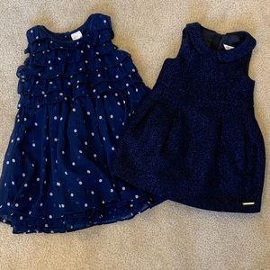 9-12 month baby formal LMJ dress bundle